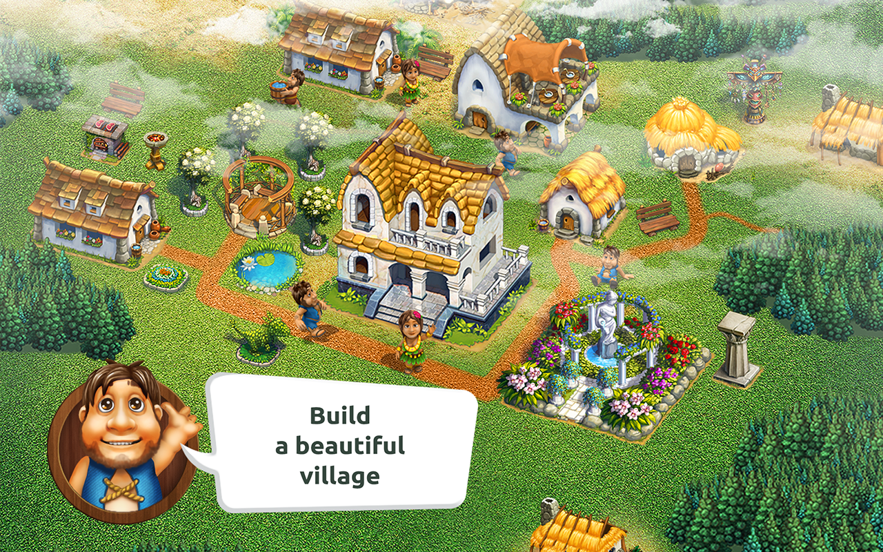 The tribez build a village android apps on google play Create a house online game