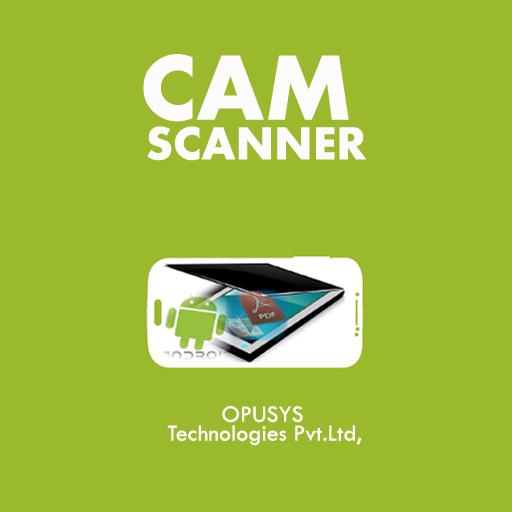 CamScan-Advanced 生產應用 App LOGO-APP試玩