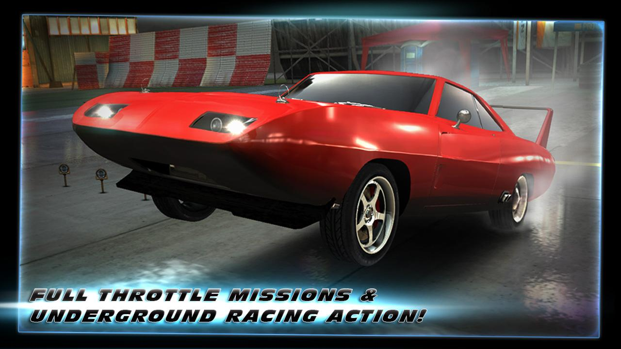 Fast & Furious 6: The Game screenshot #1