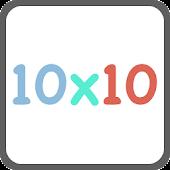 10x10 Puzzle Game