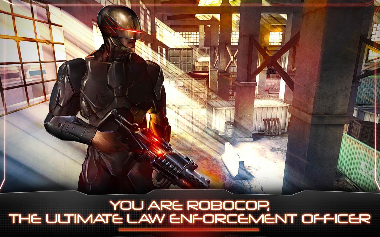 RoboCop™ screenshot #2