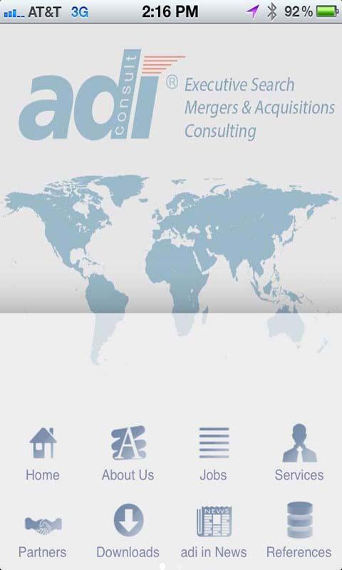 adi Consult Americas- screenshot
