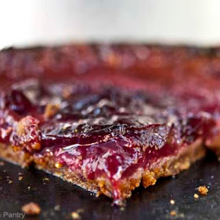 Clean Eating Plum Torte