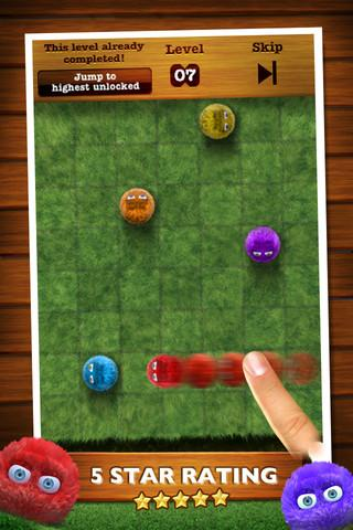 Fling! FREE- screenshot