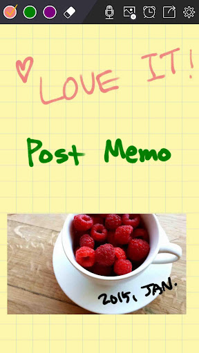 SAMSUNG Post Memo