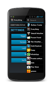 Everything -The Quick Launcher- screenshot thumbnail