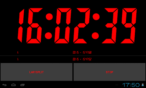 Simple Stopwatch Pro screenshot 18