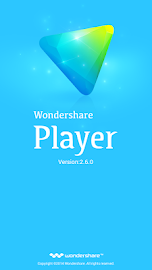 Wondershare Player Screenshot 1