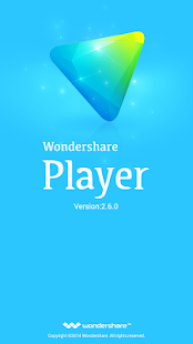 Wondershare Player: miniatura da captura de tela
