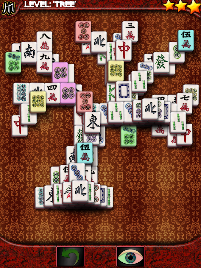 Imperial Mahjong- screenshot