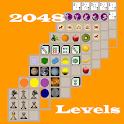 2048 Levels icon