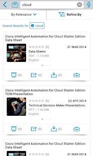 Cisco SalesConnect - screenshot thumbnail
