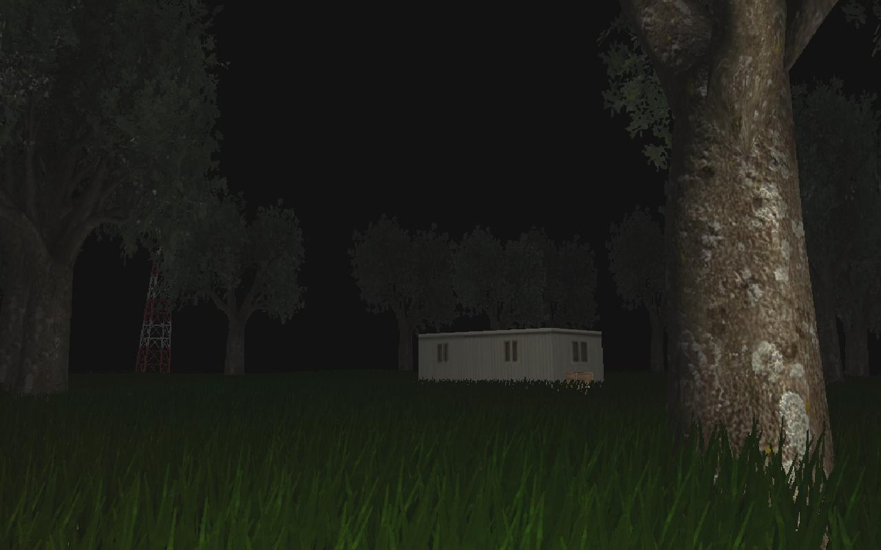 Slender-Man - Call of Slender - screenshot