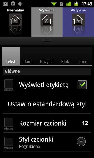 Lightning Launcher - Polski