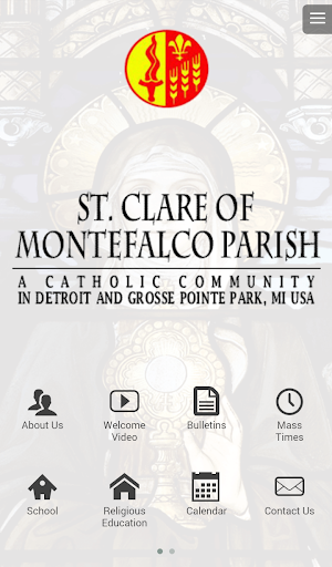 St Clare of Montefalco