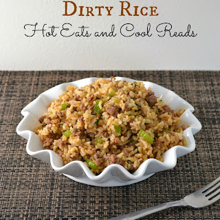 Ground Beef Dirty Rice.