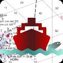 Marine/Nautical Charts-UK/IRL icon