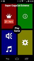 Screenshot of Super CopyCat Extreme