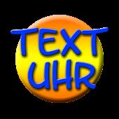 Text Uhr