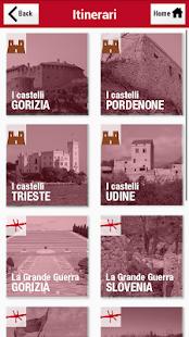 Ciao in Friuli Venezia Giulia - screenshot thumbnail