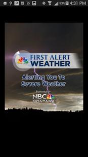 NBC MT WX- screenshot thumbnail