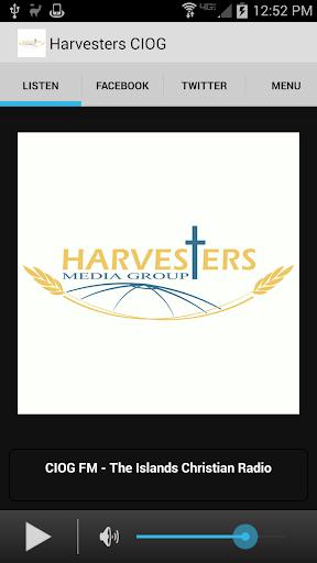 Harvesters CIOG
