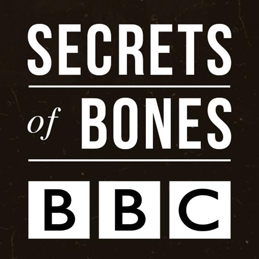 BBC Secrets of Bones Icon