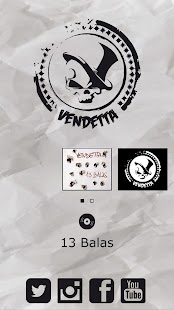 Vendetta, the music player- screenshot thumbnail