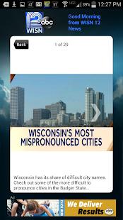 Alarm Clock WISN 12 Milwaukee- screenshot thumbnail