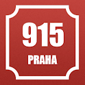 Prague by house numbers logo