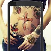 Perfect me: tattoo gun