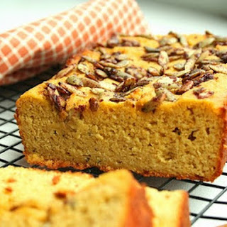 Pumpkin Cardamom Bread