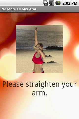 No More Flabby Arm - screenshot