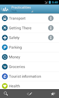 Screenshot of York Travel Guide by Triposo