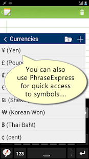Autotext PhraseExpress Screenshot 2