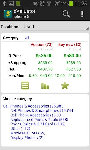 What's it worth on eBay