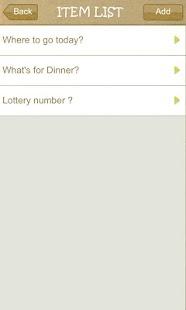 LuckySelector- screenshot thumbnail