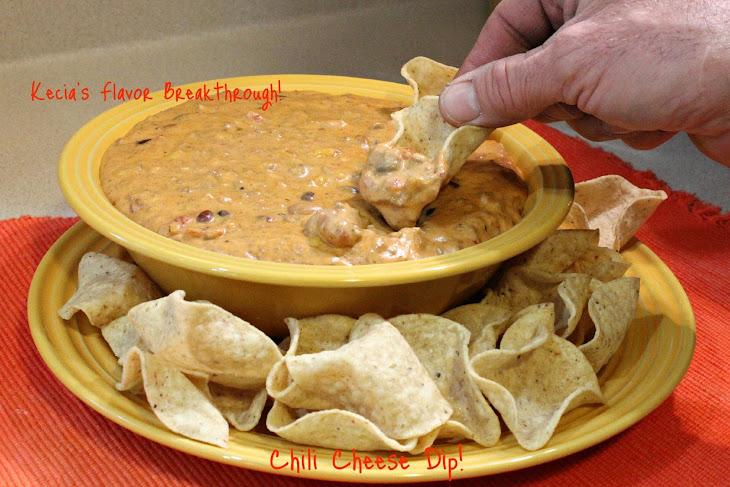 Chili Cheese Dip! Recipe