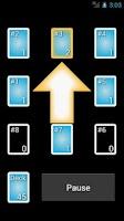 Screenshot of Divide & Conquer Card Shuffler