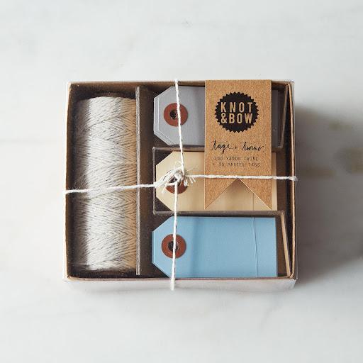 Twine & Tag Gift Box