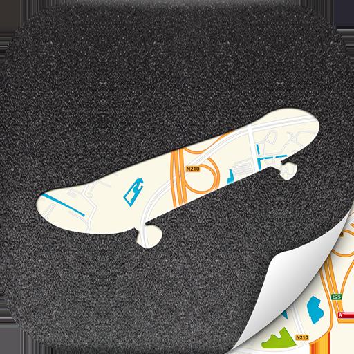 Skate Maps spot finder