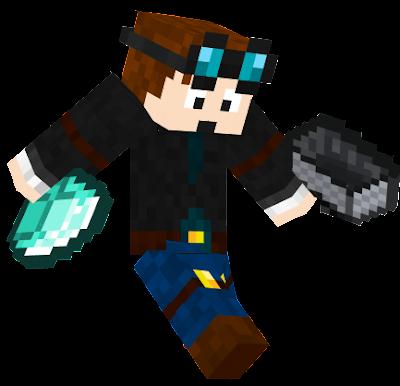 Dan nova skin - Diamond minecart clones ...