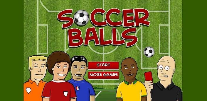 Soccer Balls Game Free