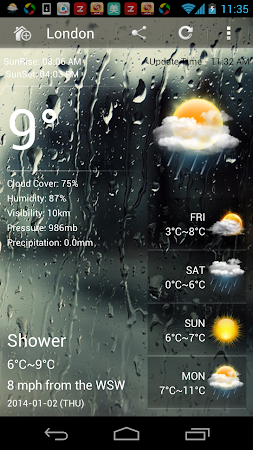 Weather Ultimate 1.6.3 screenshot 7040