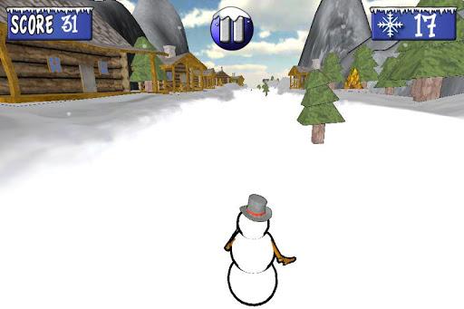 Run Frosty Run