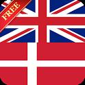 Offline English Danish Dictionary icon