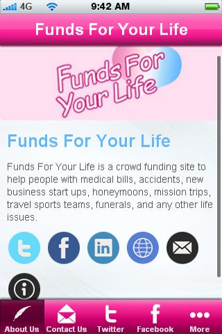 Funds For Your Life