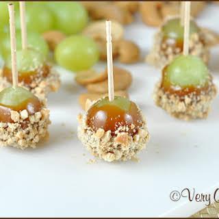 Caramel Apple Grapes.