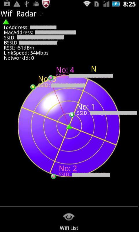 Wifi Radar APK 2 0 Download - Free Tools APK Download