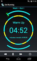Screenshot of Get Running